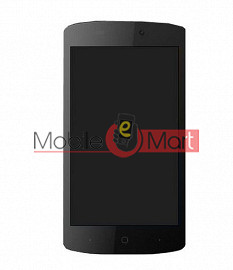 Lcd Display With Touch Screen Digitizer Panel For Intex Aqua Lite