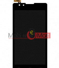 Lcd Display With Touch Screen Digitizer Panel For Lava A59