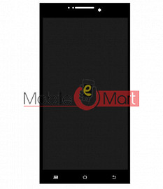 Lcd Display With Touch Screen Digitizer Panel For Karbonn Platinum P9
