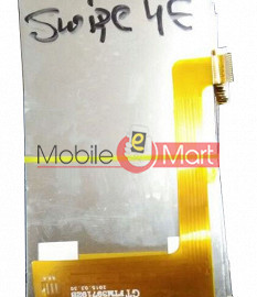 Lcd Display Screen For Swipe Konnect 4E