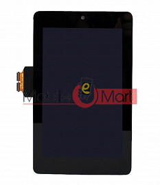 Lcd Display With Touch Screen Digitizer Panel For Google Nexus 7C (2012)