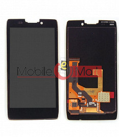 Lcd Display With Touch Screen Digitizer Panel For Motorola XT926