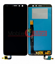 Lcd Display With Touch Screen Digitizer Panel For Micromax Canvas Infinity Pro