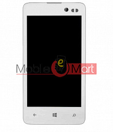 Lcd Display With Touch Screen Digitizer Panel For Celkon Win 400