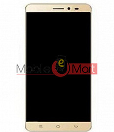 Lcd Display With Touch Screen Digitizer Panel For Celkon Diamond Mega 4G 2GB RAM
