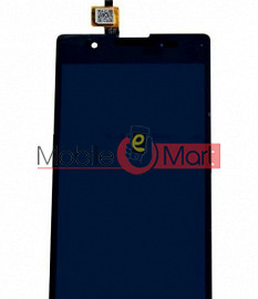 Lcd Display With Touch Screen Digitizer Panel For Yu Yunique