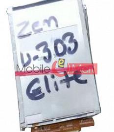 Lcd Display Screen For Zen Ultrafone 303 Elite 2