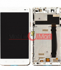 Lcd Display With Touch Screen Digitizer Panel For InFocus M535 Plus