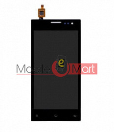 Lcd Display With Touch Screen Digitizer Panel For Lava EG932