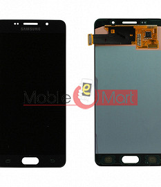 New Lcd Display With Touch Screen Digitizer Panel For Samsung Galaxy A5 (2016) (Black)