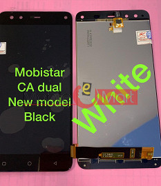 Lcd Display With Touch Screen Digitizer Panel For Panasonic P95
