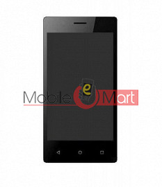 Lcd Display With Touch Screen Digitizer Panel For Intex Aqua Wing