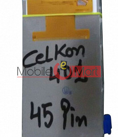 Lcd Display Screen For New Celkon Campus Colt A401