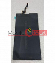 Lcd Display+Touch Screen Digitizer Panel For Xolo Hive New 8X