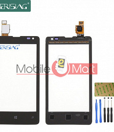 Touch Screen Digitizer For Nokia Lumia N435