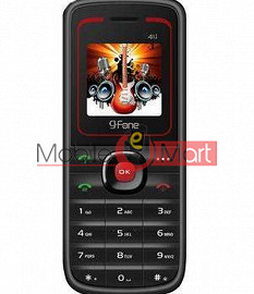 Back Panel For G(Fone 411 Dual SIM)
