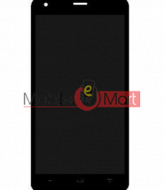 Lcd Display With Touch Screen Digitizer Panel For Swipe Konnect 5.1 Eco