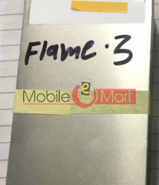 Lcd Display Screen For LYF Flame 3 LS 4001