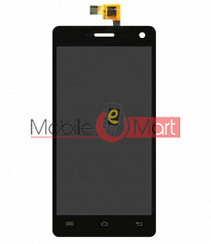 Lcd Display With Touch Screen Digitizer Panel For Allview P6 Life