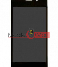 Lcd Display With Touch Screen Digitizer Panel For Karbonn A14