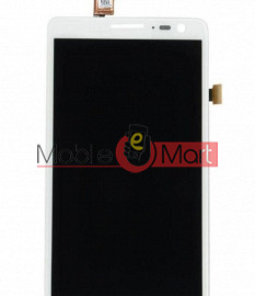 Lcd Display With Touch Screen Digitizer Panel For Lenovo S856