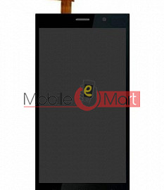 Lcd Display With Touch Screen Digitizer Panel For Lava Magnum X604