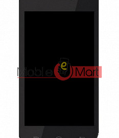 Lcd Display With Touch Screen Digitizer Panel For Lava Iris 408e