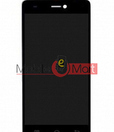 Lcd Display With Touch Screen Digitizer Panel For Micromax A290 Canvas Knight Cameo