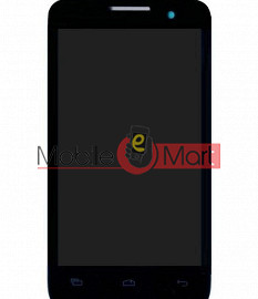Lcd Display With Touch Screen Digitizer Panel For Micromax Bolt A065