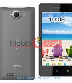 Lcd Display Screen For Intex Cloud Y17 Plus
