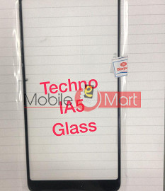 Touch Screen Glass For Tecno Camon iTwin IA5