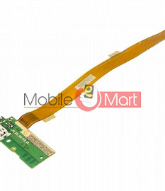Charging Connector Port Flex Cable For Innjoo Halo 3 Plus