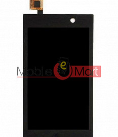 Lcd Display With Touch Screen Digitizer Panel For Micromax A093 Canvas Fire