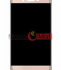 Lcd Display With Touch Screen Digitizer Panel For Micromax Evok Power