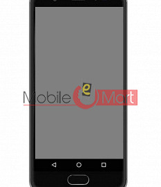 Lcd Display With Touch Screen Digitizer Panel For Yu Yureka Black