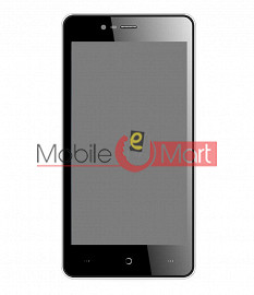 Lcd Display With Touch Screen Digitizer Panel For Intex Aqua Power II