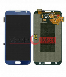 Lcd Display With Touch Screen Digitizer Panel For Samsung Galaxy Note II N7105
