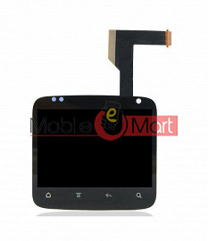 Lcd Display With Touch Screen Digitizer Panel For HTC Chacha A810e