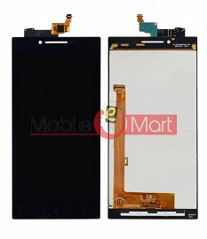 Lcd Display With Touch Screen Digitizer Panel For Lenovo P770