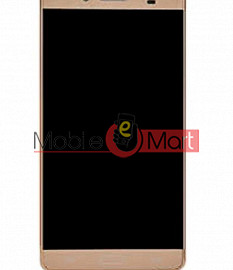 Lcd Display With Touch Screen Digitizer Panel For IBall Andi 5N Dude