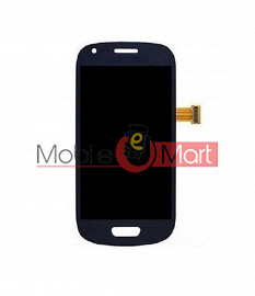 Lcd Display With Touch Screen Digitizer Panel For Samsung I8200 Galaxy S III mini Value Edition
