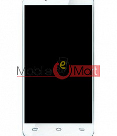 Lcd Display With Touch Screen Digitizer Panel For XOLO Q1000