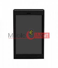 Lcd Display With Touch Screen Digitizer Panel For Micromax Modu T