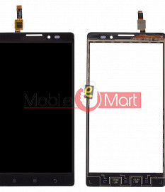 Lcd Display With Touch Screen Digitizer Panel For Lenovo Vibe Z