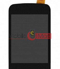 Lcd Display With Touch Screen Digitizer Panel For Nokia C2(03 Touch and Type)