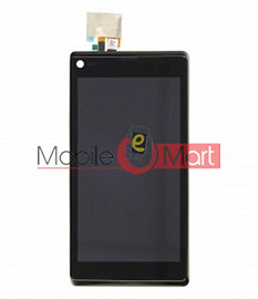 Lcd Display With Touch Screen Digitizer Panel For Sony Xperia L