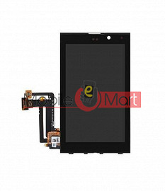 Lcd Display With Touch Screen Digitizer Panel For BlackBerry Porsche Design P(9982)