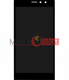 Lcd Display With Touch Screen Digitizer Panel For Lava A97 IPS