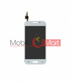 Lcd Display With Touch Screen Digitizer Panel For Samsung Galaxy Core Prime 4G Dual Sim