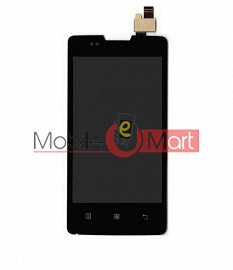 Lcd Display With Touch Screen Digitizer Panel For Lenovo A600e